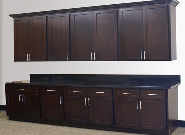 Espresso shaker gallery for 10x10 kitchen cabinets cheap